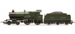 Hornby Railroad R3061 GWR 4-4-0 'County of Bedford' County Class